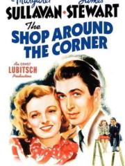 The-Shop-Around-the-Corner-1940tainies-online-greek-subs
